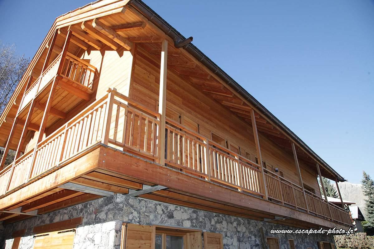 Architecte maison ossature bois simple maison ossature for Architecte maison bois